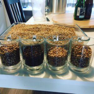 ingredient bier graan