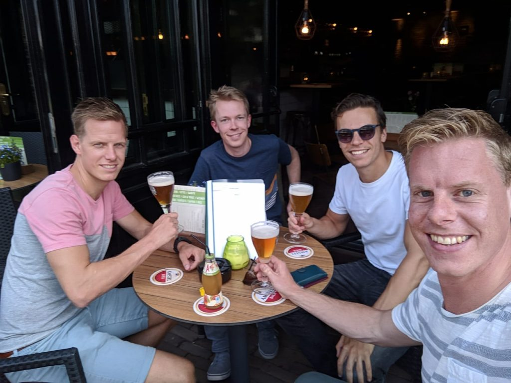Oprichting Brouwerij 't Maatje B.V.