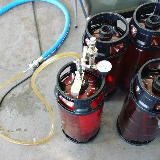 Bier uit fles of van de tap
