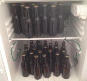 geen koolzuur in bier